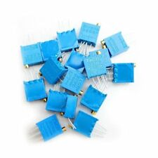10Pcs 3296W-103 3296 W 10K ohm Trim Pot Trimmer Potentiometer AL