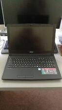 """New listing Msi Gl62M 15.6"""" (1Tb+128Gb, Intel Core i5 7th Gen., 2.5Ghz, 8Gb) Laptop - Black"""