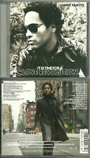 CD - LENNY KRAVITZ : IT IS TIME FOR A LOVE REVOLUTION / COMME NEUF - LIKE NEW