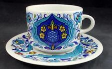 Villeroy Boch IZMIR (Older) Oversized Cup and Saucer GREAT CONDITION