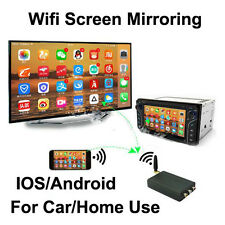Wireless Car WiFi  Display Box Airplay Miracast Allshare Cast Screen Mirroring