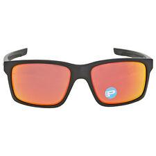 Oakley Mainlink Ruby Iridium Polarized Sunglasses