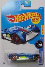 2016 Hot Wheels HW RACE TEAM 9/10 Futurismo 9/250 (Blue Version)