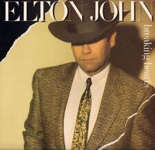 Elton John(Vinyl LP)Breaking Hearts-Rocket-hispd 25-UK-1984-Ex+/NM