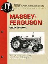 Massey-Ferguson MF1080, MF108,  MF1100, 1105 Gas or Diesel Tractor Repair Manual