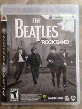 The Beatles: Rock Band  - Sony Playstation 3 Game ~ LIGHTLY USED CONDITION - PS3