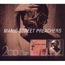 Generation Terrorists / Gold Aga [CD] Manic Street Preachers