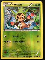 Carte Pokemon MARISSON 8/162 Reverse XY8 Impulsion TURBO FR NEUF