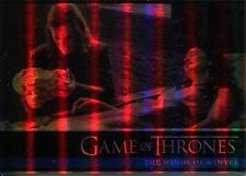 Game Of Thrones Season 6 Foil Base Card #30 The Winds of Winter