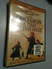 Once Upon a Time in the West (2-Dvd Set 2003) Henry Fonda Jason Robards 1969 New