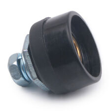 Black DKJ 10-25 Welding Cable Quick Fitting Connector Female Socket Adaptor 200A