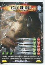 Doctor Who Battles In Time Invader #383 Face of Boe (Saving New New York)