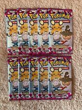 POKEMON CARD GAME FORZE SPETTRALI 10 PACCHETTI DI PRESENTAZIONE (30 CARTE) RARI