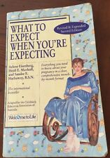 What to Expect When You're Expecting by Arlene Eisenberg (Paperback, 1992) Book