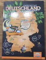 10 Sticker aussuchen - Globus Sticker Entdecke Deutschland