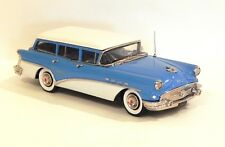 CONQUEST 1956 BUICK CENTURY STATION WAGON BLUE CON 22