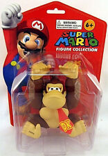 Super Mario figure collection__DONKEY KONG 5 inch action figure_NEW_Unopened_MIP