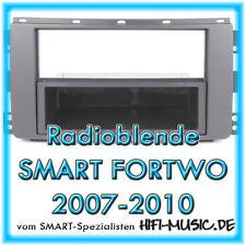 Radioblende SMART Fortwo 451 schwarz VorMoPf 2007-2010