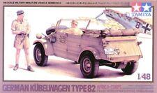 TAMIYA 1/48 Kubelwagen Type 82 (AFRICA) # 32503