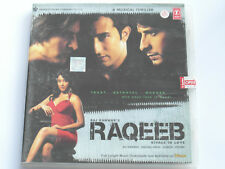 Raqeeb - Soundtrack Bollywood Interest (CD Album) Used Good