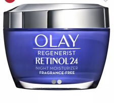 Olay Regenerist Retinol24 Night Face Moisturizer Retinol & Vitamin B3 50ml Boxed