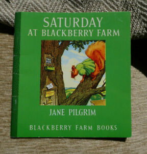 Saturday at Blackberry Farm (Little Books), Jane Pilgrim, 1985, VGC