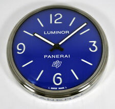 LUMINOR PANERAI SHOWROOM DEALERS WALL TIMEPIECE DISPLAY