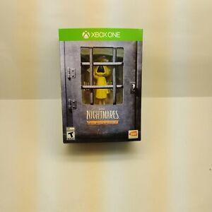 Little Nightmares: Six Edition (Microsoft Xbox One, 2017) opened