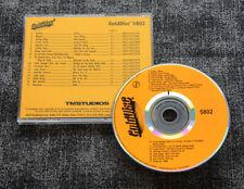 TM Century GoldDisc 5802 Radio / DJ / Broadcast Promo CD Compilation Lady Gaga