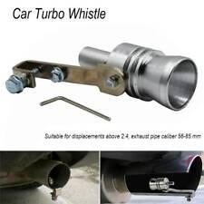 Turbo Sound Simulator Whistle Exhaust Pipe Oversized Roar Maker Car Sound Maker