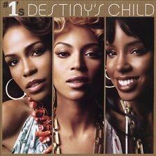 #1's by Destiny's Child (CD, Oct-2005, Phantom Import Distribution)