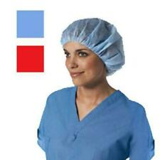 1000 X BOUFFANT MEDI-CAL FOOD HYGIENE CATERING PROTECTIVE SCRUB HAIR-NET CAP