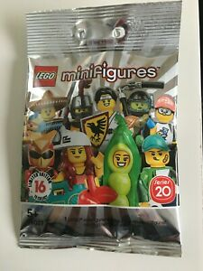 GENUINE LEGO MINIFIGURES FROM  SERIES 20 CHOOSE THE ONE YOU NEED/NEW