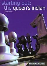 Starting Out: The Queen's Indian By Emms NEW CHESS BOOK