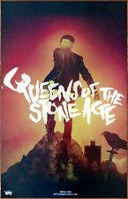 QUEENS OF THE STONE AGE Like Clockwork Ltd Ed Discontinued RARE NEW Poster QOTSA