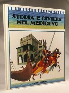 Le ricerche di Conoscere STORIA E CIVILTÀ NEL MEDIOEVO - FABBRI 1988