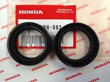 HONDA CR125 CR250 SL350 XR200 XR250 XL250 XL350 XR500 XL500 FORK SEALS OEM KBH