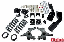 Belltech 95-99 Suburban 2WD 5/7 Drop Lowering Kit 784