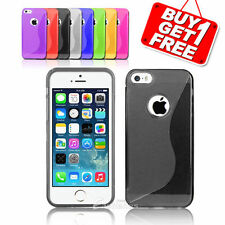 Unbranded/Generic Glossy Cases, Covers & Skins for iPhone 5s
