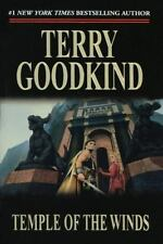 Sword of Truth: Temple of the Winds 4 by Terry Goodkind ( Hardcover, Turtleback)