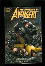 MIGHTY AVENGERS -- Venom Bomb HC (Vol 2)  -- Hardcover -- Bendis