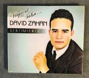 DAVID ZAHAN - SENTIMIENTO - CD