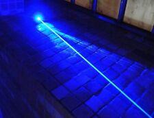 2W blue laser, very powerful, burns through wood