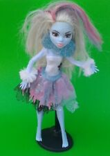Monster High Doll Ghouls Rule Abbey Bominable