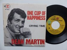 DEAN MARTIN One cup of hapiness RV 20225 Pressage France RRR