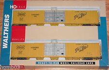 WALTHERS 932-23521 PULLMAN STADARD 86' HI-CUBE BOXCAR 4-DOOR FRISCO SLSF