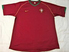 2006 Portugal World Cup Soccer Jersey - XL