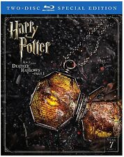 Harry Potter and the Deathly Hallows, Part I (2-Disc Special Edition) NEW