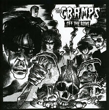 The Cramps OFF THE BONE Best Of 17 Track Collection PSYCHOBILLY New Sealed CD