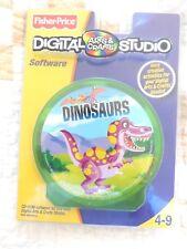 Fisher-Price Dinosaurs Digital Arts & Crafts Studio Software